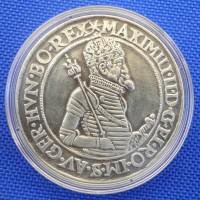 Tolar Maximilian II 1575 - replika 0/0