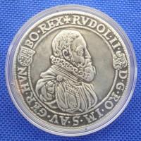 Tolar Rudolf II. 1583 - replika 0/0
