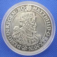 Tolar Matej II. 1609 - replika 0/0