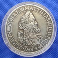 Tolar Matej II. 1619 - replika 0/0