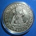 Repliky historických mincí, novoražby