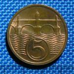Mince ČSR 1918 - 1939
