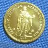 Repliky mincí ze zlata