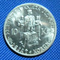 10 koruna (10 Ks) 1944 0/0