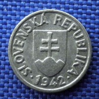 5 halier (5 h) 1942 R 0/0